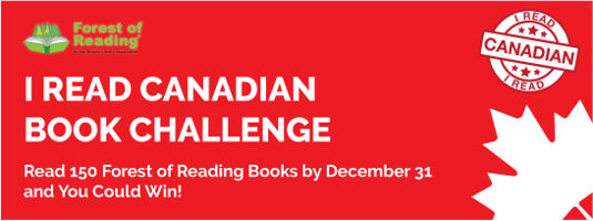 I Read Canadian Book Challenge